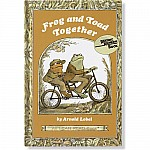 Book Paperback Frog Toad Together