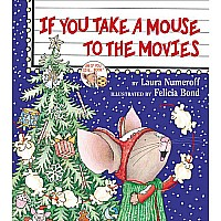 Book Hardcover Mouse to Movies