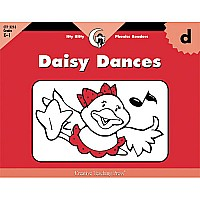 Daisy Dances, Itty Bitty Phonics Readers