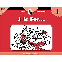 J Is For..., Itty Bitty Phonics Readers