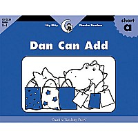 DAN Can ADD, Itty Bitty Phonics Readers