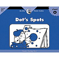 Dot's Spots, Itty Bitty Phonics Readers