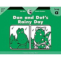 DAN and Dot's Rainy Day, Itty Bitty Phonics Readers