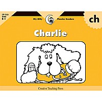 Charlie, Itty Bitty Phonics Readers