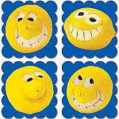Photo Fruit Scratch 'n Sniff Stickers Lemon