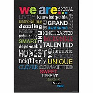 We Are... Inspire U Posters
