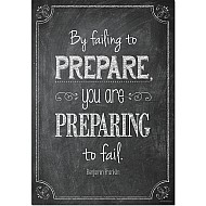 By Failing To Prepare... Inspire U Poster