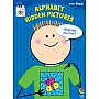 Alphabet Hidden Pictures Stick Kids Workbook, Grade Prek