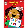 Kindergarten: Phonics Fun Workbook