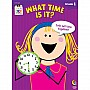 1st grade: What Time Is It? Workbook