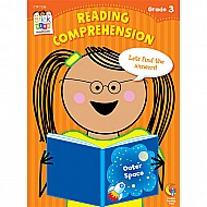 Reading Comprehension Stick Kids Workbook, Grade 3