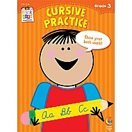 Cursive Practice Stick Kids Workbook, Grade 3