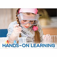Hands-On Learning Prek-1 Inspire U Poster