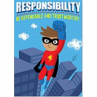 Responsibility Inspire U Poster