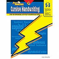 Cursive Handwriting Power Practice Series
