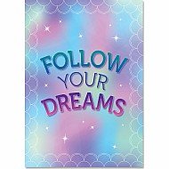 Follow Your Dreams Inspire U Poster