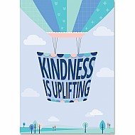 Kindness Is Uplifting Inspire U Poster