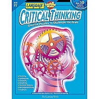 Language Critical Thinking Grades 5-8