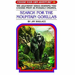 Choose Your Own Adventure: Search Tor the Mountain Gorillas