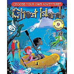Choose Your Own Adventure: Ghost Island