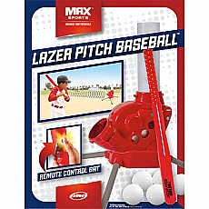 Lazer Pitch Baseball