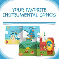 Ditty Bird Baby Sound Book: Instrumental Children'S Songs