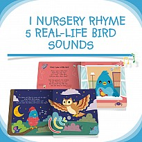 Ditty Bird Baby Sound Book: Bird Songs