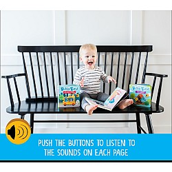 Ditty Bird Baby Sound & Texture Book: Cute Animals