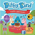 Ditty Bird Baby Sound  Book: Happy Birthday