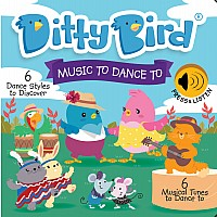 Ditty Bird Baby Sound Book: Music To Dance To