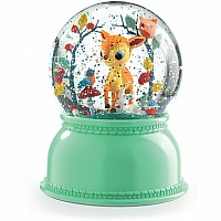 Snowglobe Nightlights Fawn