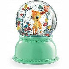 Snow Ball Night Lights - Fawn (Batteries Required)