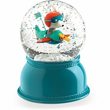 Snowglobe Nightlights Airplane