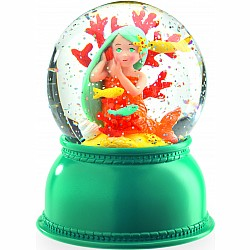 Snowglobe Night Lights Mermaid