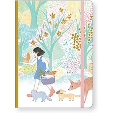 Notebooks with Elastic Closure Cyndi Notebook With Elastic