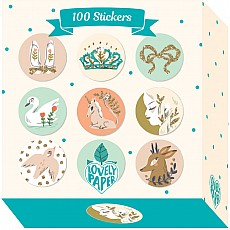 Stickers - 100 Lucille