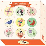 100 Stickers Chichi