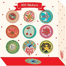 100 Aurelia Stickers