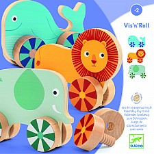 Build & Roll Animals