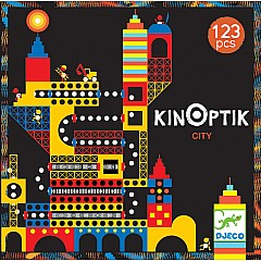 Kinoptik City - 123pcs