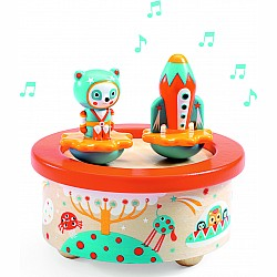 Music Boxes Space Melody