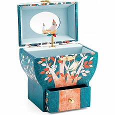 Night Singing Jewelry Box