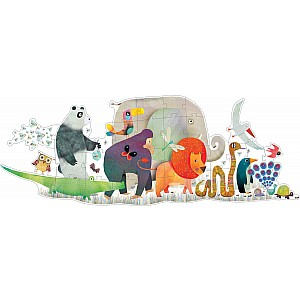 Animal Parade 36pc Giant Puzzle