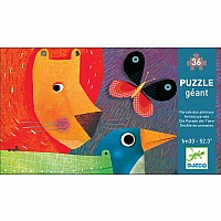 Giant Puzzles - Animal Parade