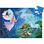Silhouette Puzzles The Fairy And The Unicorn - 36pcs