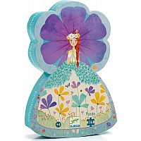 Djeco The Princess Of Spring 36Pc Jigsaw Puzzle