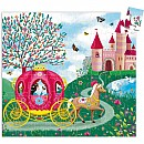 Silhouette Puzzles Elise's Carriage - 54 pcs