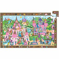 Observation Puzzles Princess - 54pcs