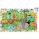 Observation Puzzles Jungle - 35pcs