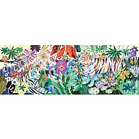 Gallery Puzzles Rainbow Tigers - 1000pcs